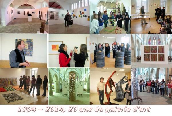 carton invitation expo 20 ans de galerie_envoi par mail